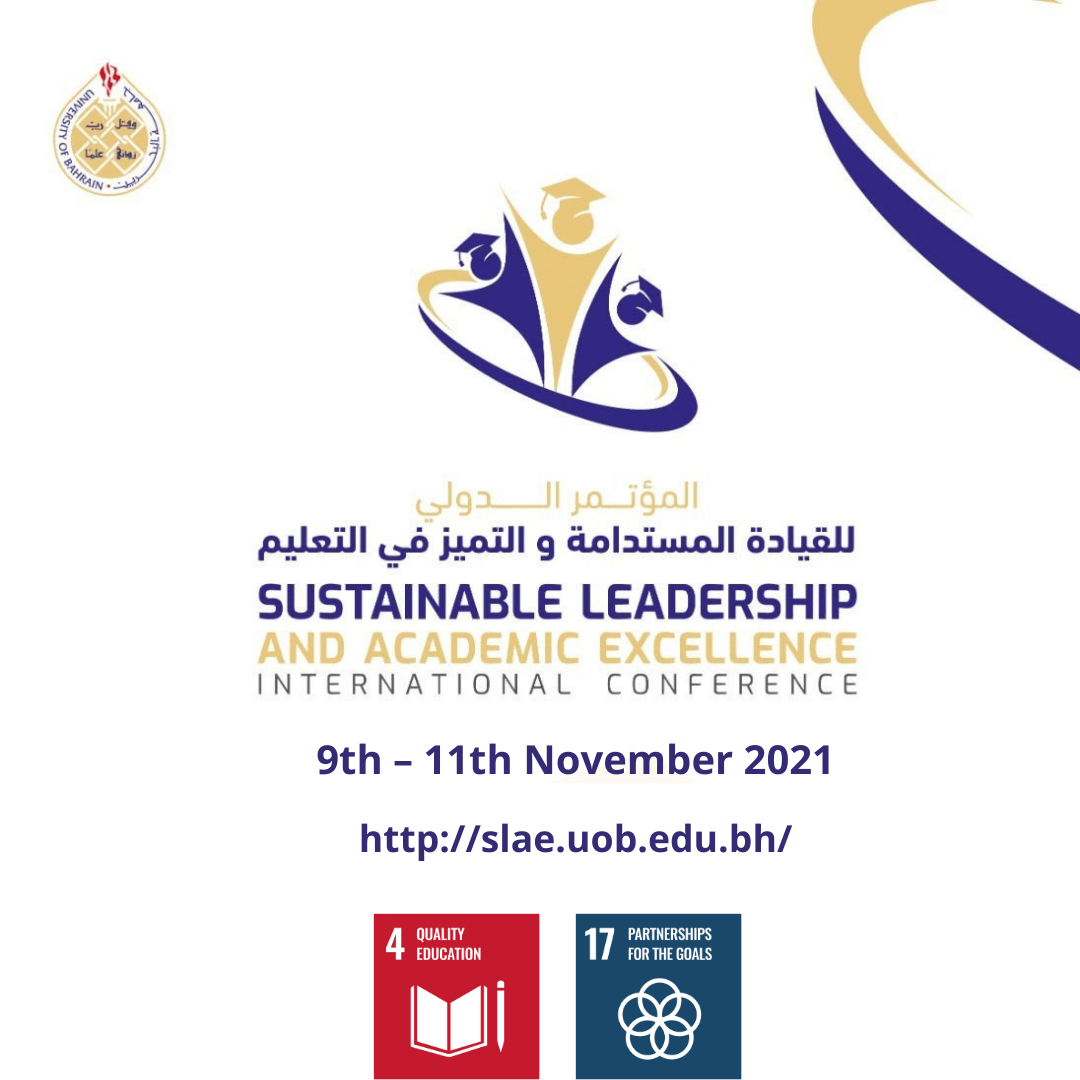 Sustainable Leadership and Academic Excellence Conference