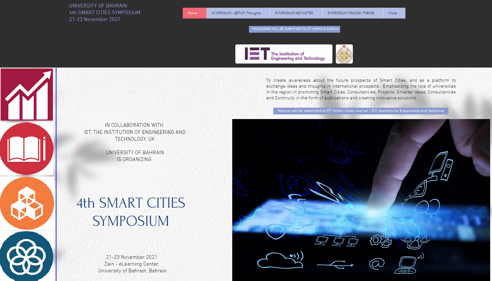 image for 4th Smart Cities Symposium